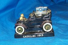 Old 1964 Amico Japan Cadillac 1913 Glass Cigarette Lighter Vintage Ceramic Table