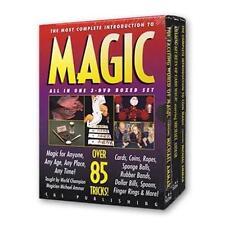 Ammar Trilogy (3 Dvd Set) by Michael Ammar - Magic Tricks