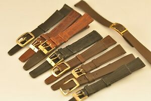 14mm Genuine Omega Strap Band with Buckle New Old Stock Mint