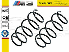 FOR BMW M3 3.2 CONVERTIBLE  E46 REAR SUSPENSION COIL SPRINGS OEM QUALITY PAIR