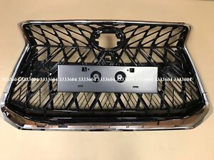 For Lexus LX570 TRD SUPERIOR front grill ABS