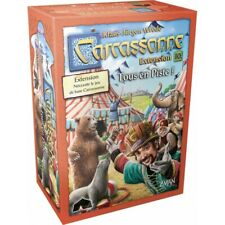 Carcassonne : Extension 10 -Tous en Piste ! FR Z man Games