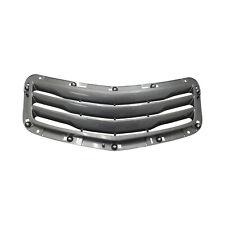 2016-19 Cadillac CTS-V Hood Ornamentation Vent Steel Gray G9K New OEM 23369234