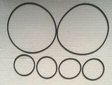 MG TC/TD instrument to dash panel seals (6)