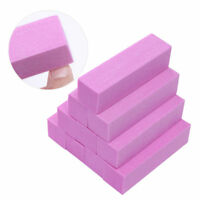 10Pcs Sanding Nail Buffer Block Pedicure Manicure Polish Buffing Nail Art Tools