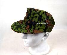 REVERSIBLE WWII German Elite Camo Hat&Cap OAK Camo Color 58 59 60cm