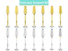 Premium Quality 3/32 VOLCANO Nail Drill Carbide Bit - Fastest Remove Acrylic Gel
