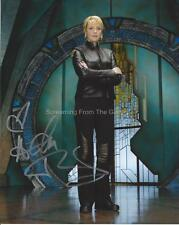 Amanda Tapping Hand Signed 8x10 Stargate Sanctuary Autographed
