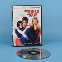 Two Girls and a Guy DVD - Robert Downey Jr. - GUARANTEED