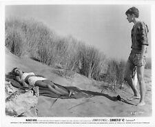 Photo originale Jennifer O'Neill Gary Grimes Summer of '42 plage bikini