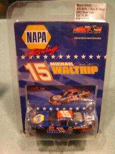 2002 ACTION Michael Waltrip #15 NAPA / STARS & STRIPES Chevy DEI NASCAR NEW 1/64