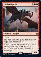 *FOIL* MTG Magic - LEYLINE TYRANT - Zendikar Rising (ZNR)