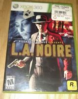L.A. NOIRE - XBOX 360 - COMPLETE WITH MANUAL - FREE S/H - (G3)