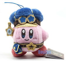 """GENUINE Kirby's Dreamy Gear Plush Strap Collection Kirby 3.9"""" SK Japan 0318"""