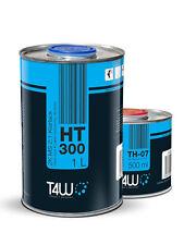 T4W HT300 MS 6L VERNIS TRANSPARENT peinture VOITURE + 3L durcisseur pour de (