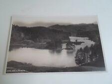 TARN HOWS & HELVELLYN Vintage Real Photo Postcard Franked+Stamped 1951 §B1074