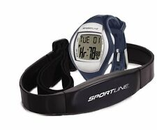 Sportline DUO 1010 Womens Dual Heart Rate Monitor Chest Belt Include, New in Box