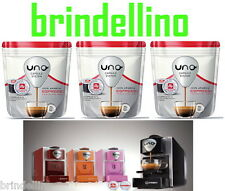 96 CAPSULE CAFFE ILLY UNO SYSTEM ROSSO PER MACCHINA INDESIT KIMBO ILLY ORIGINALI