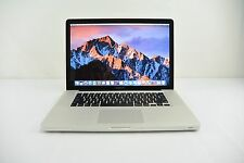 "15"" Apple MacBook Pro 2010  2.66GHz Core i7 500GB 4GB RAM MC373LL/A + WARRANTY!"