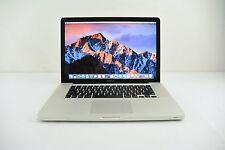 "15"" Apple MacBook Pro 2010  2.66GHz Core i7 500GB 4GB RAM MC373LL/A + WARRANTY!"