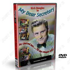 My Dear Secretary (1948) - Kirk Douglas - New DVD
