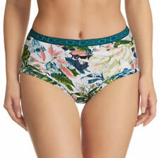 Bonds Ladies 44Y Greenhouse Floral Print Cottontails Full Brief Size 18 New