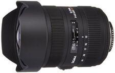 Sigma Zoom Camera Lenses 12-24mm Focal