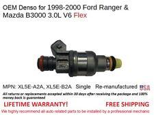 Genuine Denso Single Fuel Injector for Ford Ranger Mazda 2300 2.3L F57E-B2B