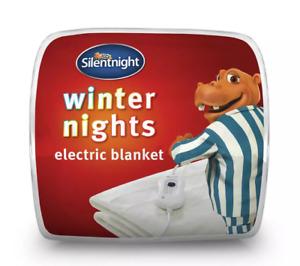 Silentnight Winter Nights Electric Underblanket - Kingsize