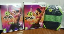 zumba fitness wii brand new & sealed