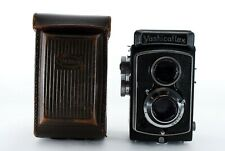 Yashica Yashicaflex First A TLR Film Camera w/ 80mm F3.5 Lens #244