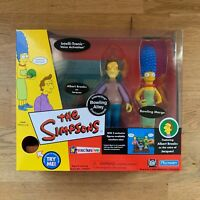 The Simpsons Bowling Alley Jacques Bowling Marge WOS Interactive Environment NEW