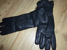 COMBAT MK11 BLACK LEATHER WATER RESISTANT GLOVES BRITISH ARMY VARIOUS SIZES