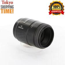 [EXCELLENT+++] MINOLTA AF Macro 100mm F/2.8 New Lens from Japan
