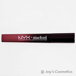 "1 NYX Lush Lashes Mascara "" LL 03 - Stacked ""    *Joy's cosmetics*"
