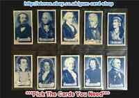 ☆ Carreras Turf Slides Celebrities of British History (G/F) *Please Select*