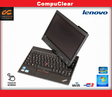 "Lenovo X230 Tablet, 12"" i5 2.6GHz, 4GB RAM, 128GB SSD, No Battery, OS, Ref. 1643"