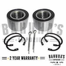 FRONT WHEEL BEARING KIT PAIR X2 FOR A VAUXHALL COMBO 2001>ONWARDS *BRAND NEW*