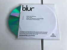 Blur – Under The Westway Parlophone Capitol PROMO RARE CDr, Single [B2]