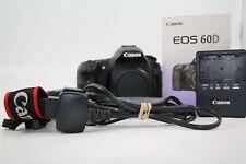 Canon EOS 60D 18.0MP Digital SLR Camera - Black