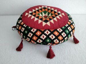 Orientalische Sitzecke  Sitzkissen Bordeaux Original aus dem Arabischen Golf Neu