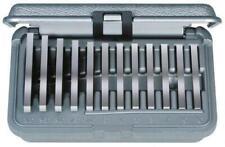 Brown Amp Sharpe 599 921 18 Ultra Precision 12pc Angle Block Set 14 30 Blocks