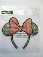 New Disney Parks Minnie Mouse Bow icon Window Decal Car Auto Sticker