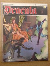 DRACULA #9 VF NEW ENGLISH LIBRARY HORROR MAGAZINE