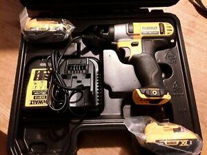 Dewalt Dcf813D2-Gb 10.8V Impact Wrench 2 x 2.0Ah + KITBOX .