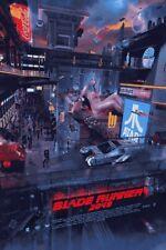 Blade Runner 2049 Chris Skinner Limited Edition Screen Print Not Mondo