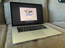 """Apple MacBook Pro 2014 15"""" Laptop - 2.5Ghz i7/16GB/500GB/Retina - MGXC2LL/A"""