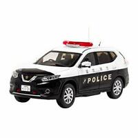 RAI'S 1/43 Nissan X-TRAIL (T32) 2017 Japan Police Car H7431707 w/ Tracking NEW