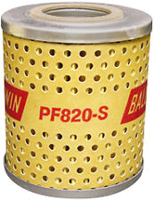 Baldwin Filter PF820-S, Fuel Element