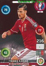 193 TAMAS KADAR MAGYARORSZAG HUNGARY CARD ADRENALYN EURO 2016 PANINI
